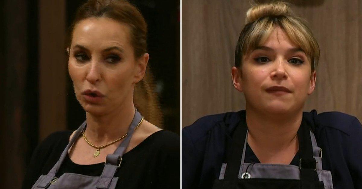 Analía Franchín enfurecida con Sofía Pachano en Ma... ▷ Sofia Pachano ▷  Shotoe